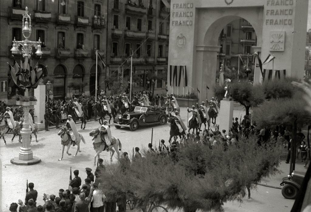 La Guardia Mora de Franco.
