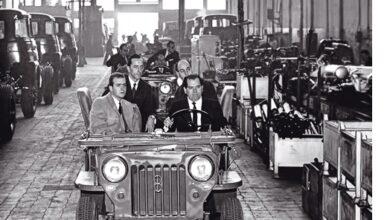 Cuando Barreiros era casi tan grande como Mercedes-Benz