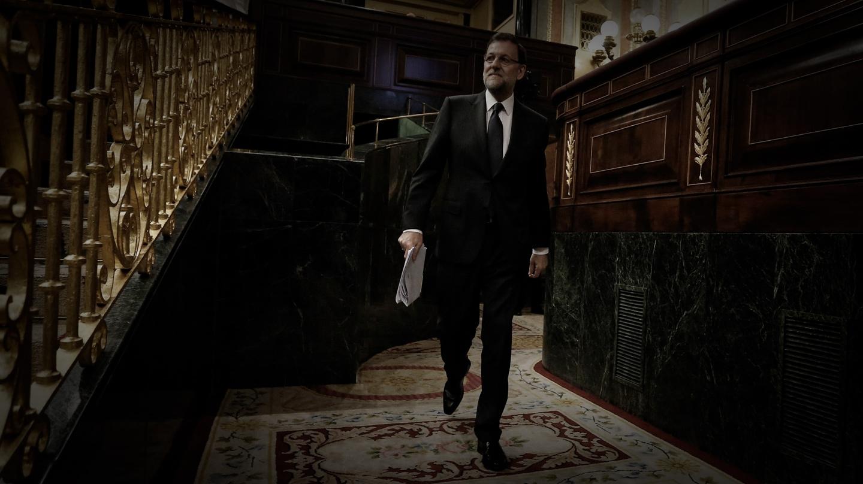 Mariano Rajoy se enfrenta hoy a su primera moción de censura, presentada pro Pablo Iglesias