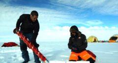 En busca de los secretos de la nieve del Ártico
