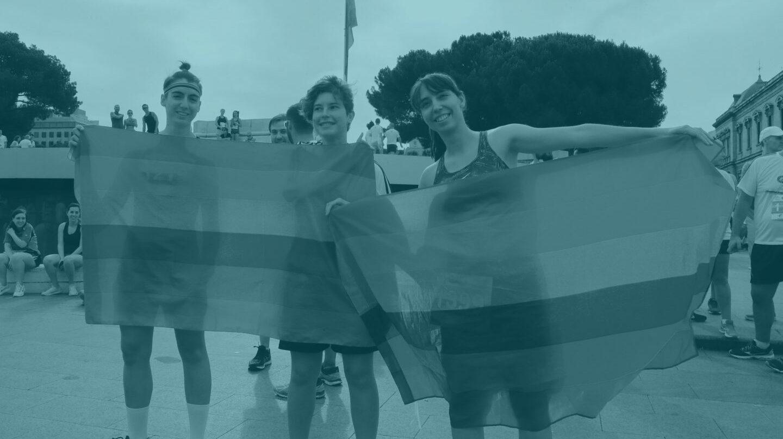 Fiesta del Orgullo Gay.