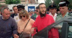 Ortega Lara, tras su liberación.