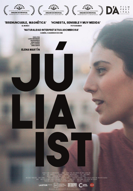 'Júlia ist', la otra cara del Erasmus.