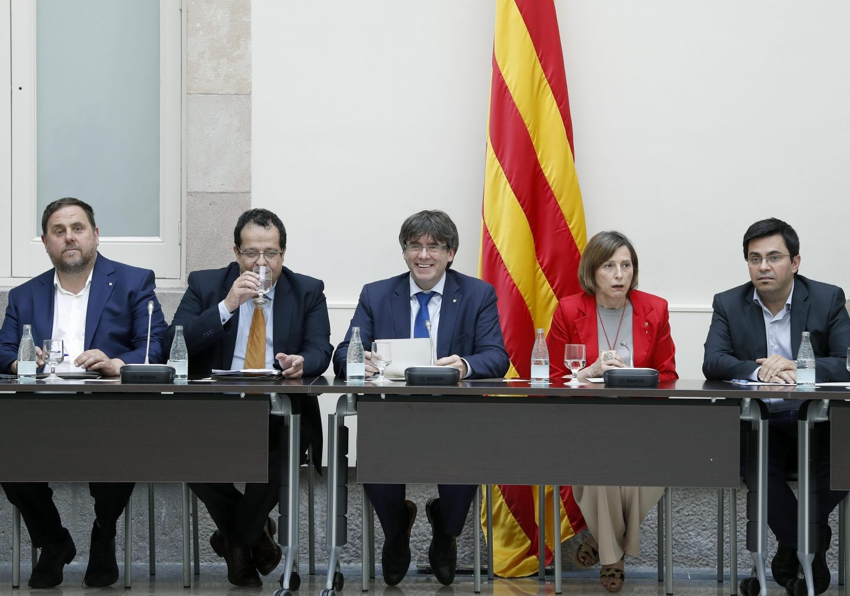Mesa del Pacto Nacional por el Referéndum