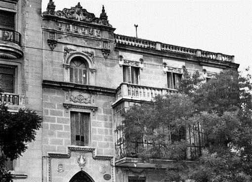 Palacete Ramón y Cajal.