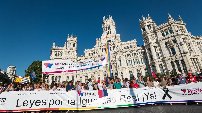 Orgullo LGBT Madrid