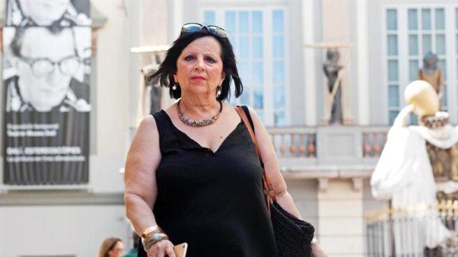 Pilar Abel, supuesta hija de Dalí.