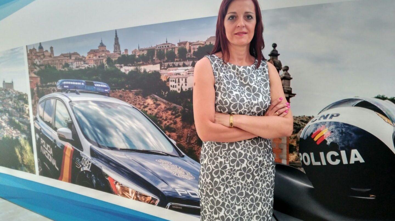 Mónica Gracia Sánchez , lider del SUP.
