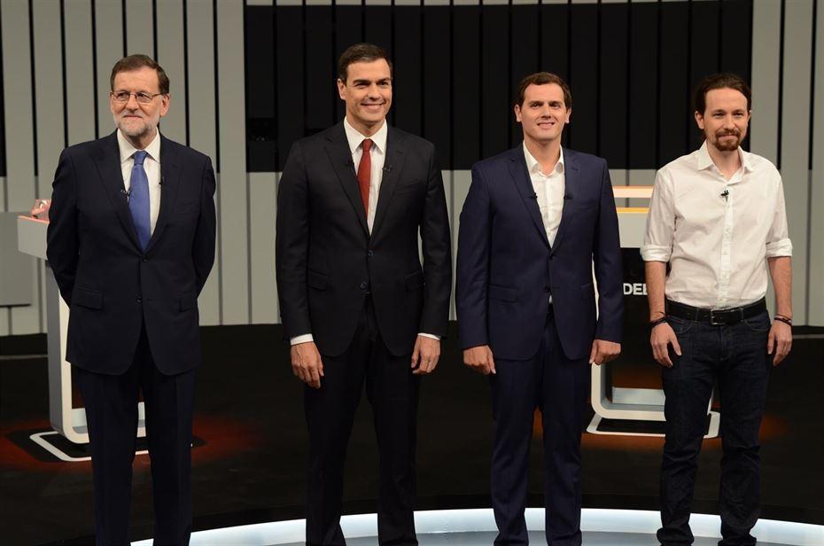 Rajoy quiere coordinar la respuesta a Cataluña con Sánchez y Rivera