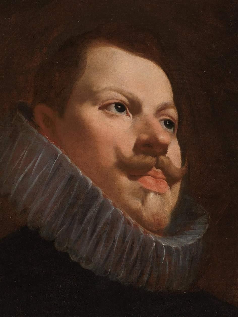 'Retrato de Felipe III', de Velázquez.