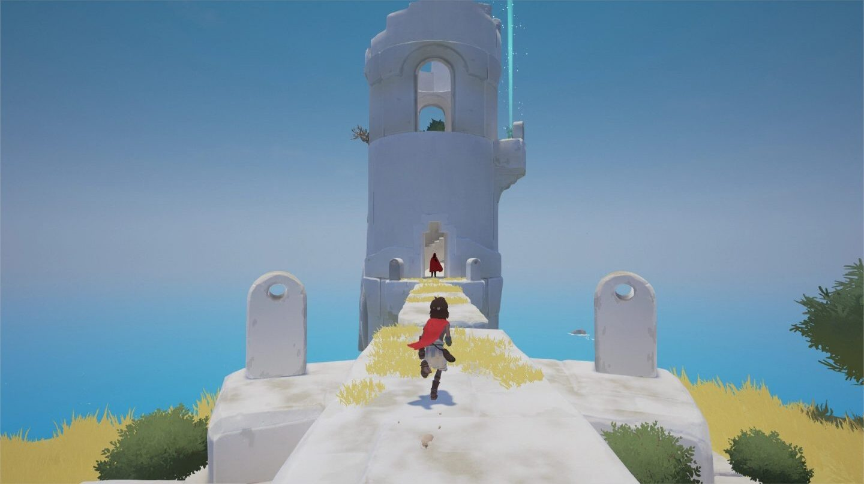El videojuego 'RiME'.