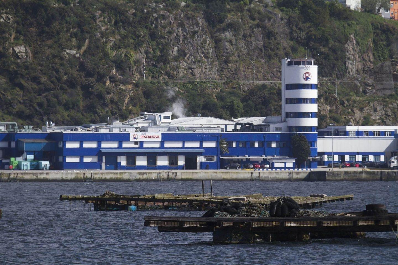 Sede de Pescanova en Chapela.