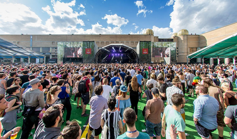 Imagen del festival Sónar de Barcelona.