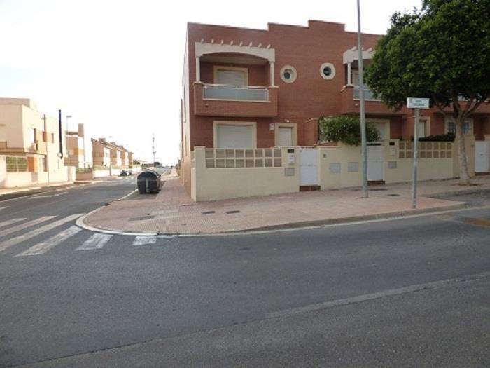 Vivienda promocionada por una entidad en la ciudad de Almería.