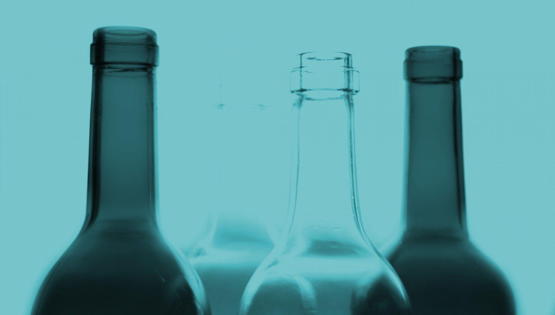 Envases de vidrio elaborados por Vidrala.