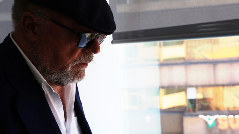 El comisario ya retirado José Manuel Villarejo, meses antes de su detención en una entrevista concedida a 'El Independiente'.