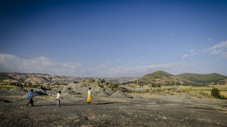 Tres de cada 10 personas carecen de acceso a agua potable y el doble no tienen sistemas de saneamiento seguro.