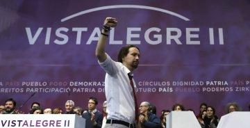 Iglesias saldrá reelegido el jueves líder de Podemos en una Asamblea semiclandestina