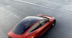 Tesla instala una fábrica en una carpa gigante para acelerar la producción del Model 3