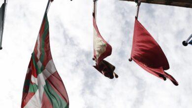 Pamplona, condenada a pagar 8.000 euros por ondear la ikurriña en los Sanfermines