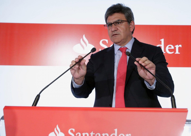 José Antonio Álvarez. consejero delegado de Santander.