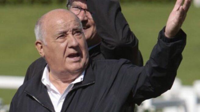 Amancio Ortega es el principal accionista de Inditex.