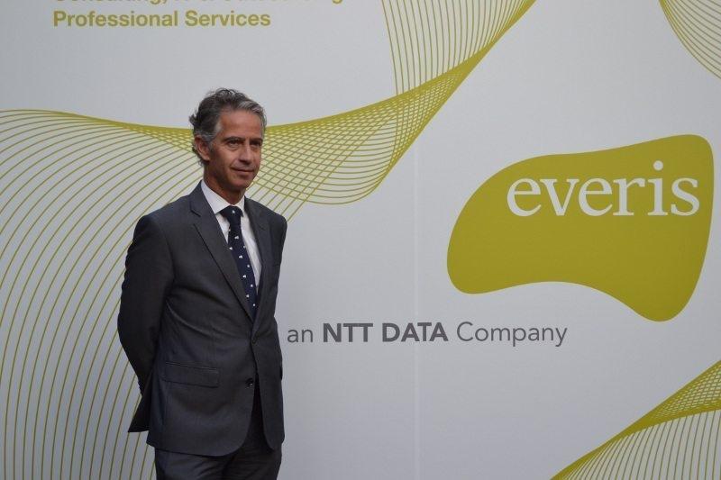 Benito Vázquez, CEO de la empresa multinacional Everis.