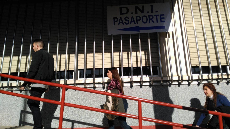 Oficina de Expedición del DNI