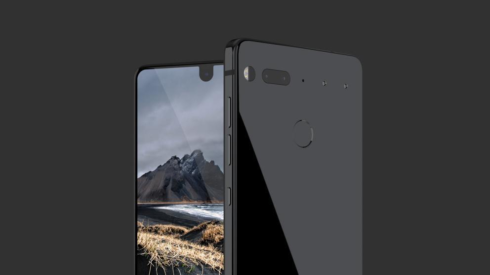 Así es Essential, el móvil del creador de Android.