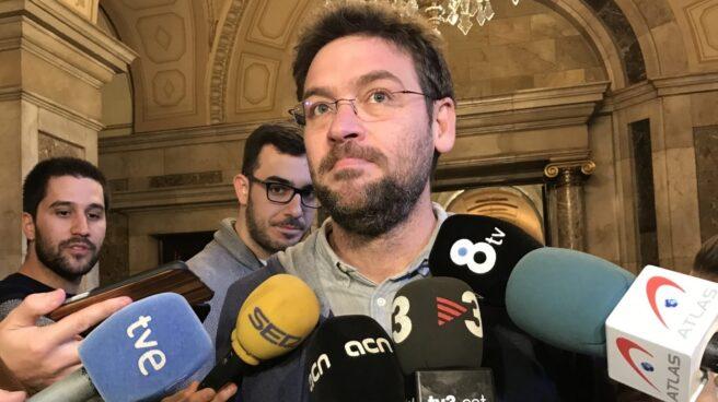 Albano Dante Fachin, líder de Podemos Cataluña.