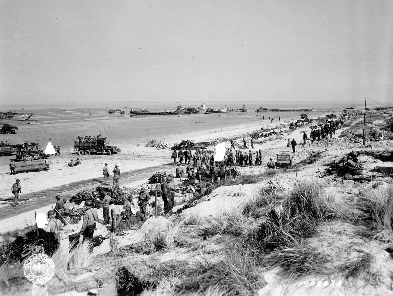 Desembarco de Normandía