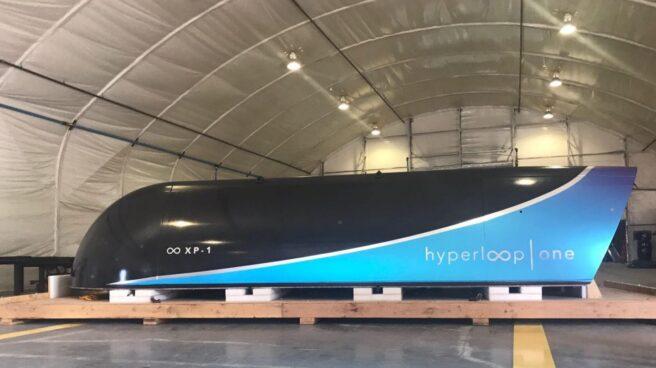 Viajar a 1.200 kilómetros por hora en el Hyperloop está más cerca.
