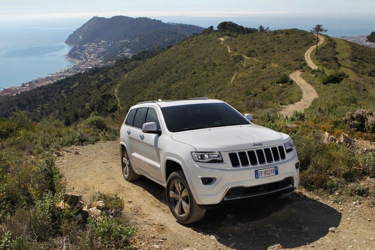 Jeep Grand Cherokee, uno de los modelos llamados a revisión por el grupo Fiat Chrysler.