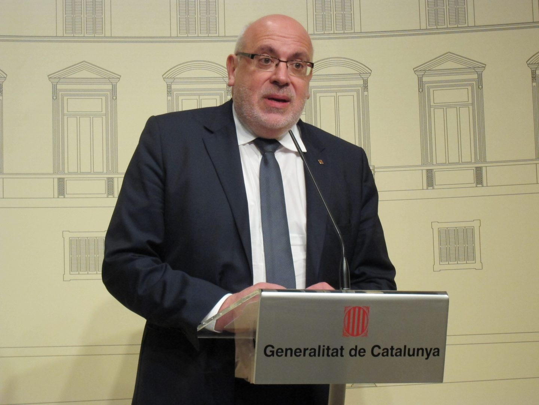 Jordi Baiget, conseller de Empresa y Conocimiento.