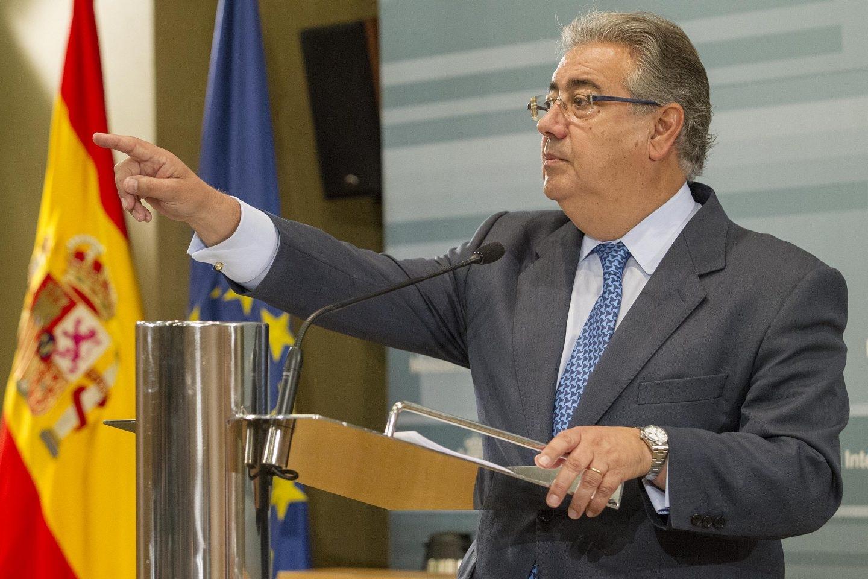 Juan Ignacio Zoido está al frente del Ministerio del Interior desde finales de 2016, periodo en el que ha tenido que tomar decisiones relevantes.