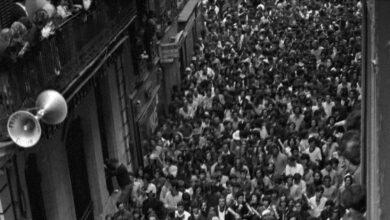 Los últimos 30 años de San Fermín en 30 fotos