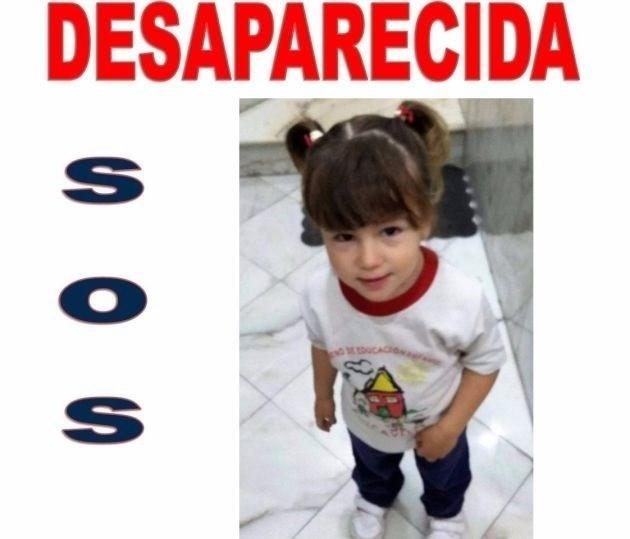 Hallan muerta a la niña de tres años desaparecida en Málaga.