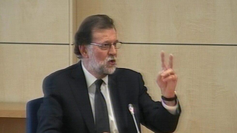 Mariano Rajoy, ante el tribunal de Gurtel.