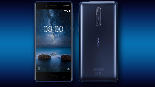 El Nokia 8 se presentará el 16 de agost.