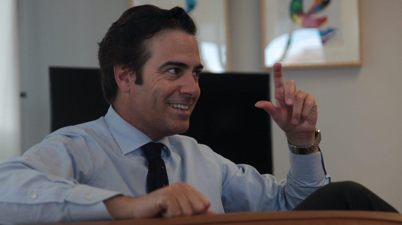 El presidente del ICO, Pedro Zalba.