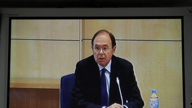 Pio Garcia Escudero, en el juicio de Gurtel.