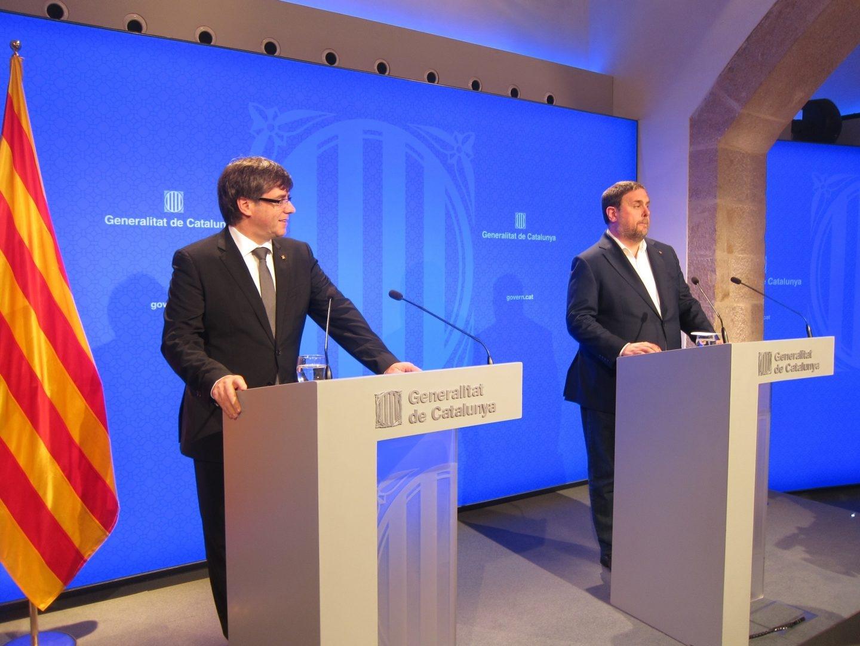 Puigdemont no acatará la decisión del TC de inhabilitarle.