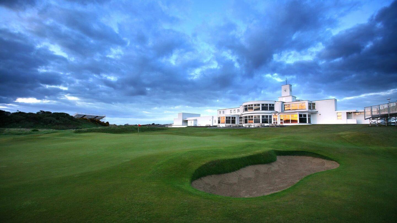 El British Open se juega en el Royal Birkdale Club.