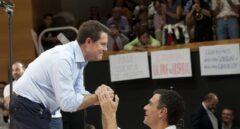 Pedro Sanchez respalda a García-Page en su acuerdo con Podemos.