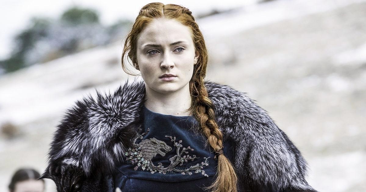 Sansa Stark, personaje de Juego de Tronos.