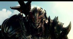 Escena de El Último Caballero, quinta parte de Transformers.
