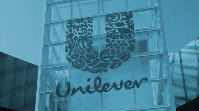 Logotipo del grupo anglo-holandés Unilever.