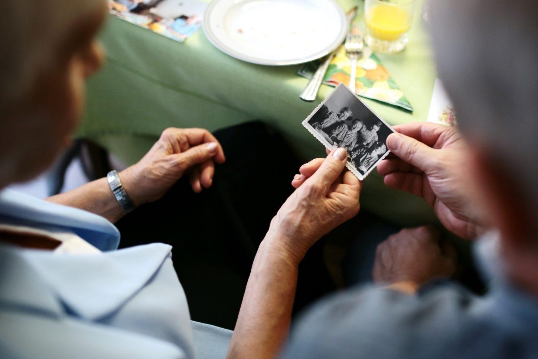 Día de los abuelos.