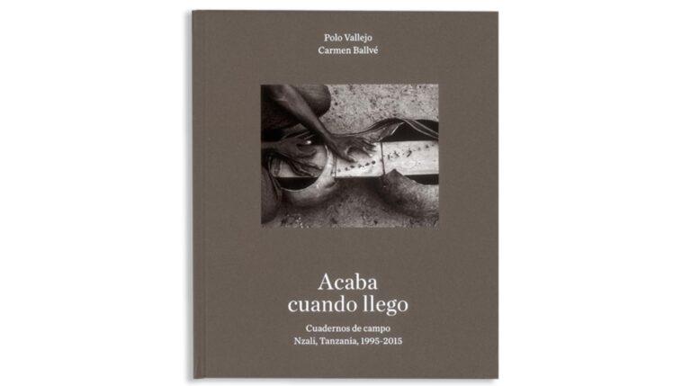 'Acaba cuando llego', de Polo Vallejo y Carmen Ballvé. Editado por Swanubooks.