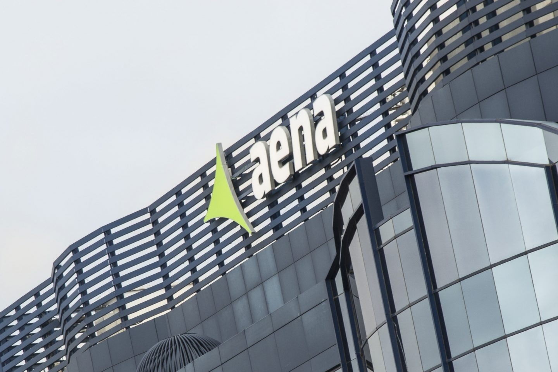Edificio de Servicios Centrales de Aena en Madrid.
